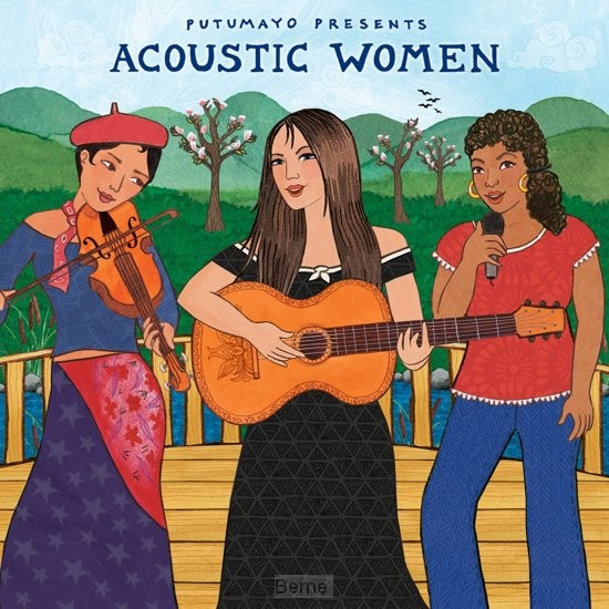Putumayo presents - Acoustic women (cd)