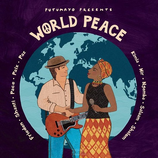 Putumayo presents - World Peace (cd)