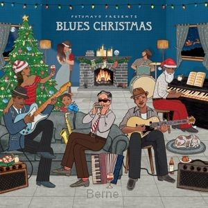 Putumayo presents - Blues Christmas (cd)