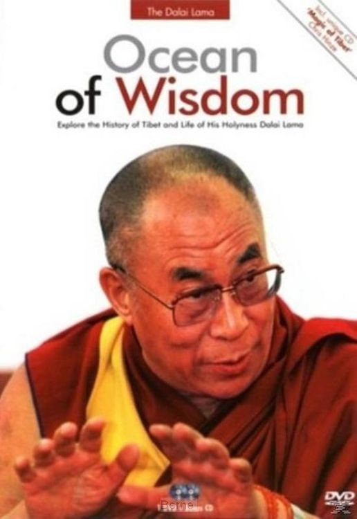 Dalai Lama - Ocean of wisdom (dvd + cd)