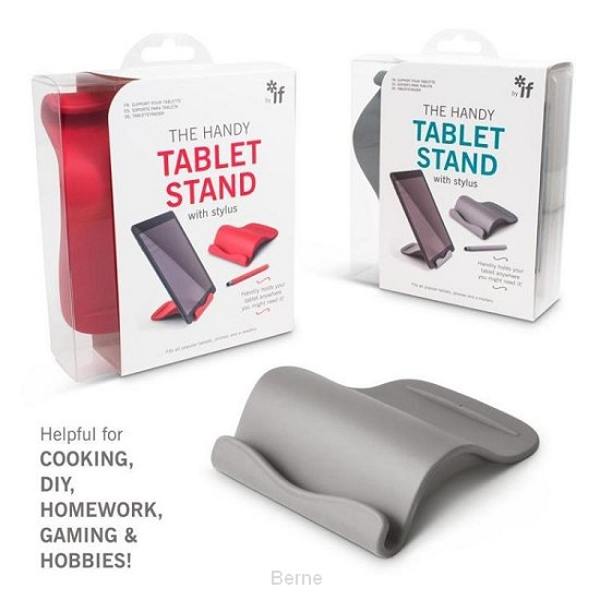 The Handy Tablet Stand - Grey
