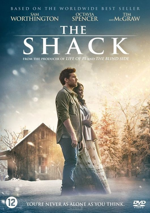 Movie - 'The Shack' (dvd)