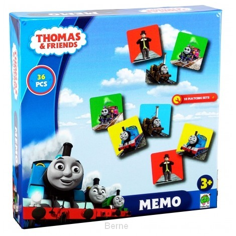 Thomas & Friends -  Memo