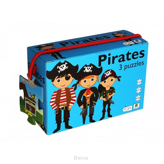 Piraten - 3 puzzels
