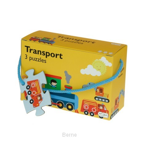 Transport - 3 puzzels