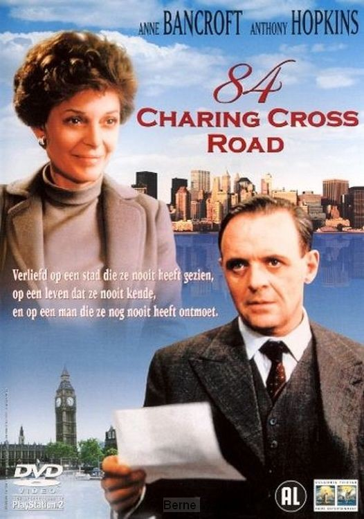 Movie-84 Charing Cross Road (dvd)