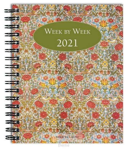 Week by week weekagenda 2021