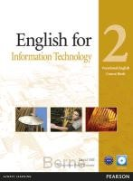 Vocational English Level 2 English for IT Coursebook (with CD-ROM incl. Class Audio)