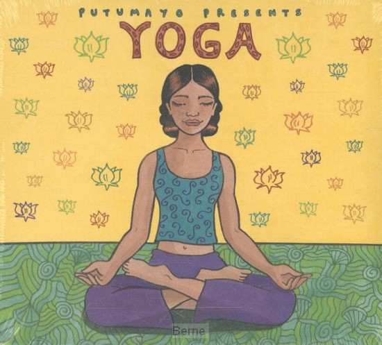 Putumayo Yoga Cd