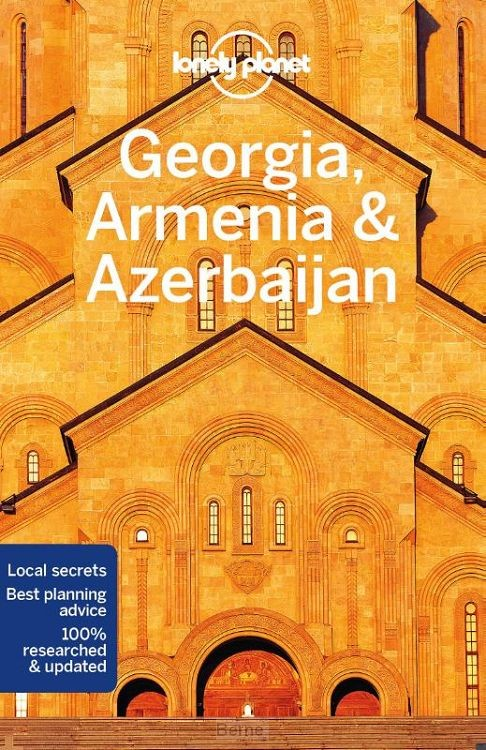 Lonely Planet Georgia, Armenia & Azerbaijan