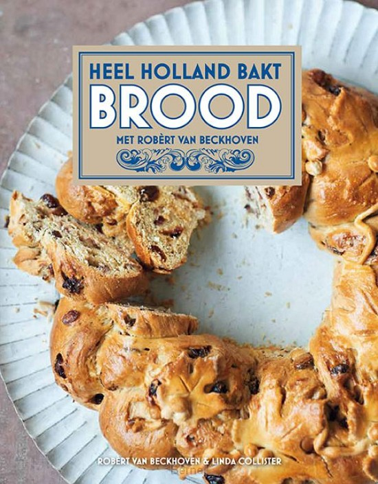 Heel Holland bakt brood