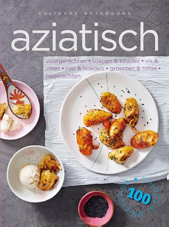 Culinary Notebooks Aziatisch