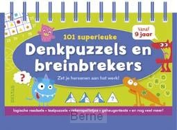 101 superleuke denkpuzzels en breinbrekers