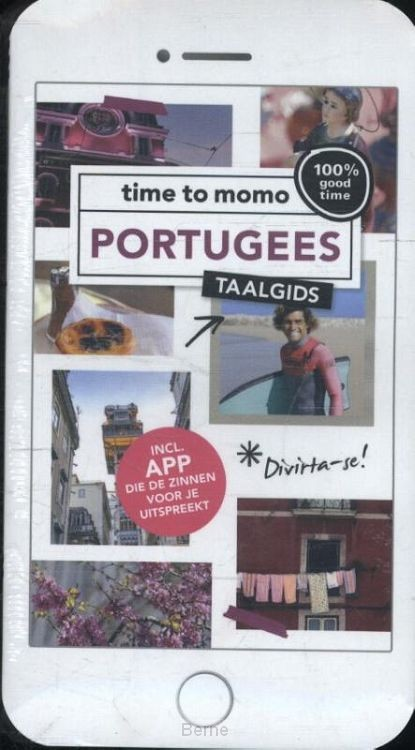 Portugees taalgids + app 3 ex / Portugees