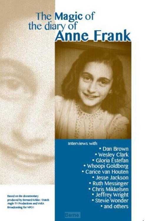 The magic of the diary of Anne Frank