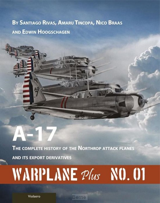 Warplane Plus 01: A-17 / 1