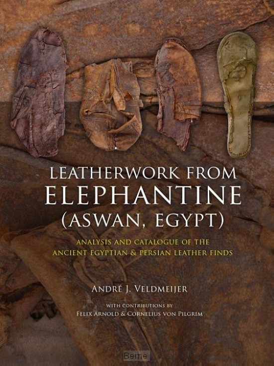 Leatherwork from Elephantine (Aswan, Egypt)