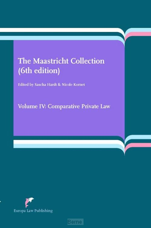 The Maastricht Collection (6th edition) Volume IV