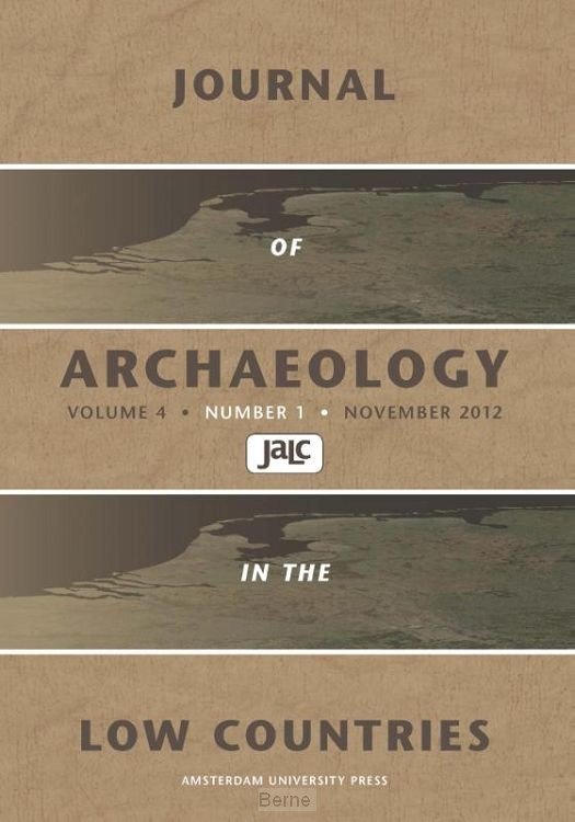 Journal of archaeology in the low countries / 2012