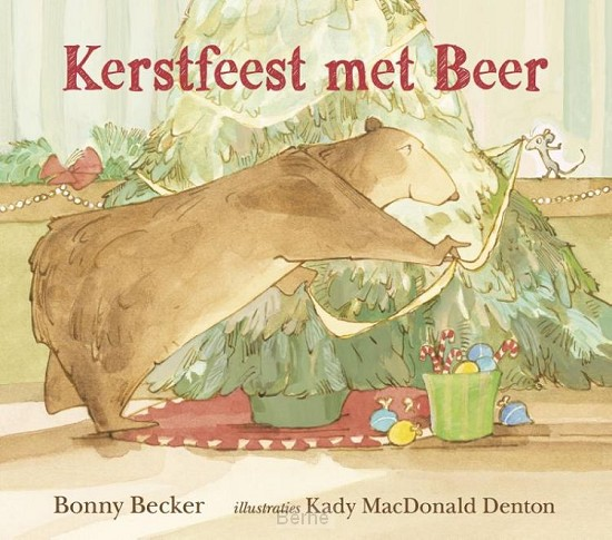 Kerstfeest met Beer