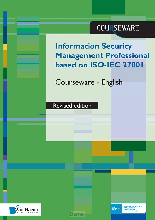 Information Security Management Professional based on ISO/IEC 27001 Courseware - English