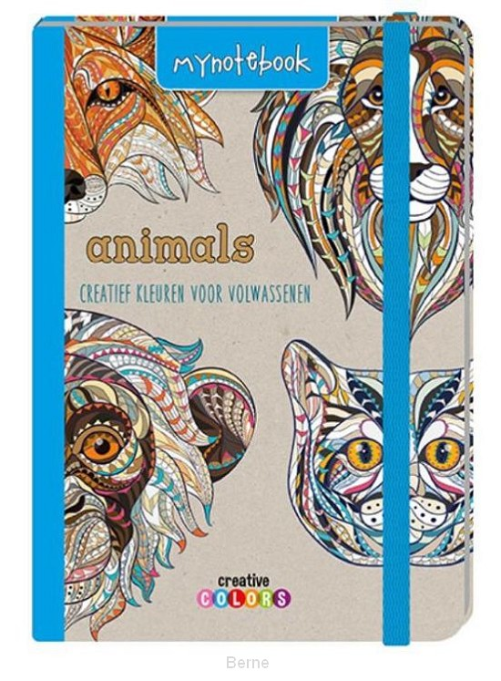 My notebook - Animals