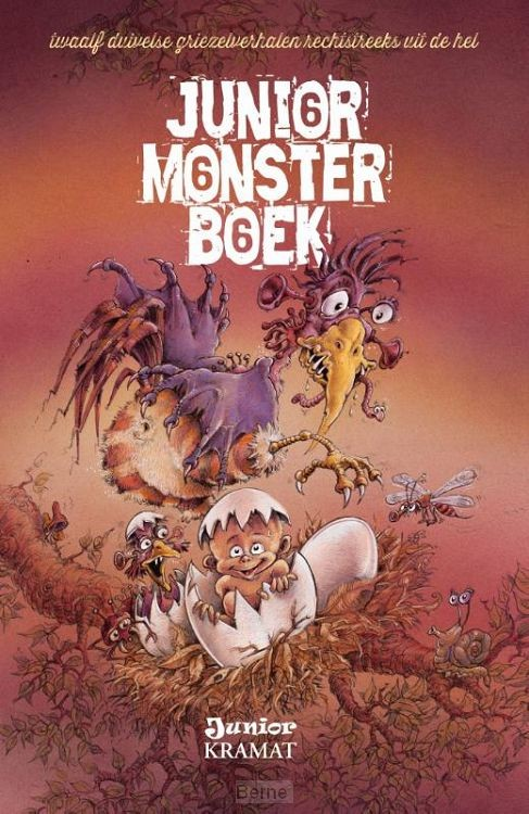 Junior monsterboek / 6