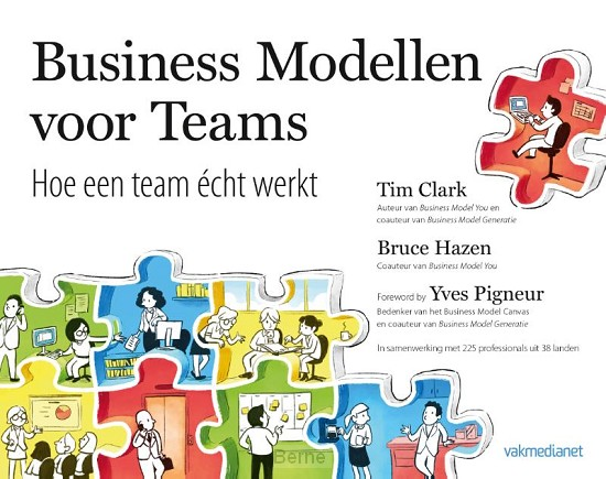 Business modellen voor teams