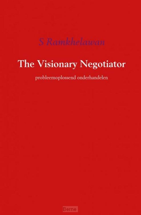 The visionary negotiator