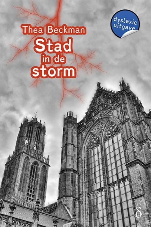 Stad in de storm - dyslexie uitgave