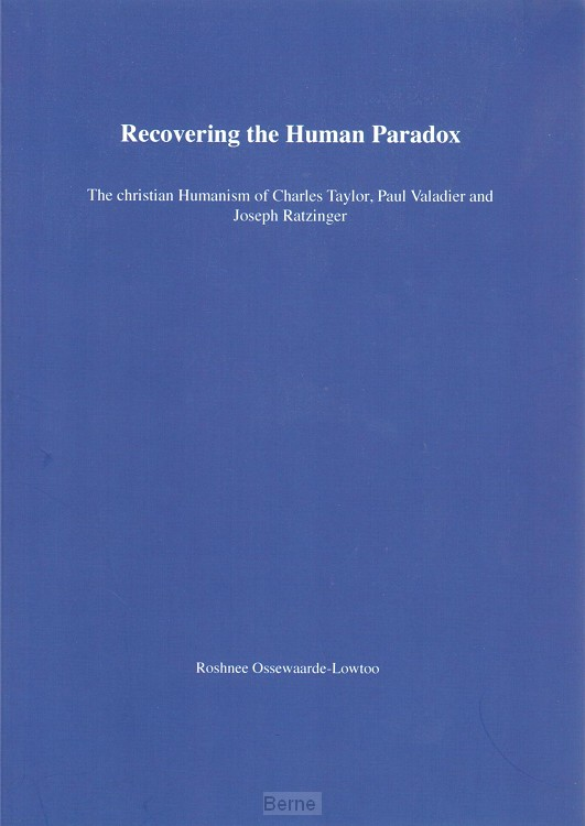 RECOVERING THE HUMAN PARADOX