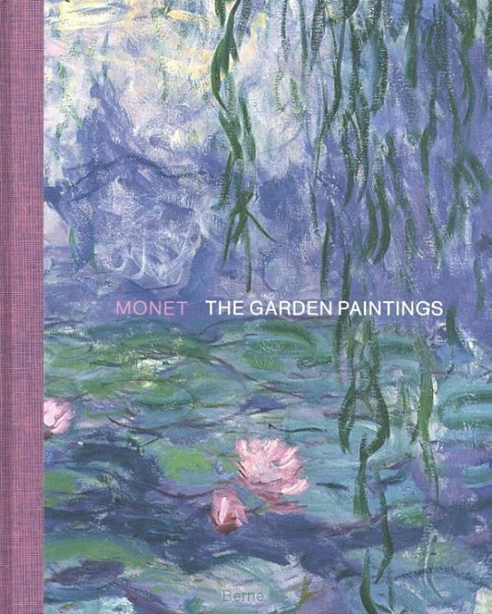 Monet the garden paintings